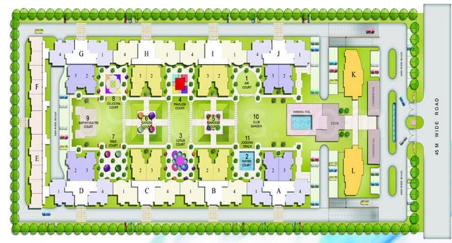 Jainco and Aditya Builders Aditya Celebrity Homes Floor Plan – Celebrity Home Floor Plans