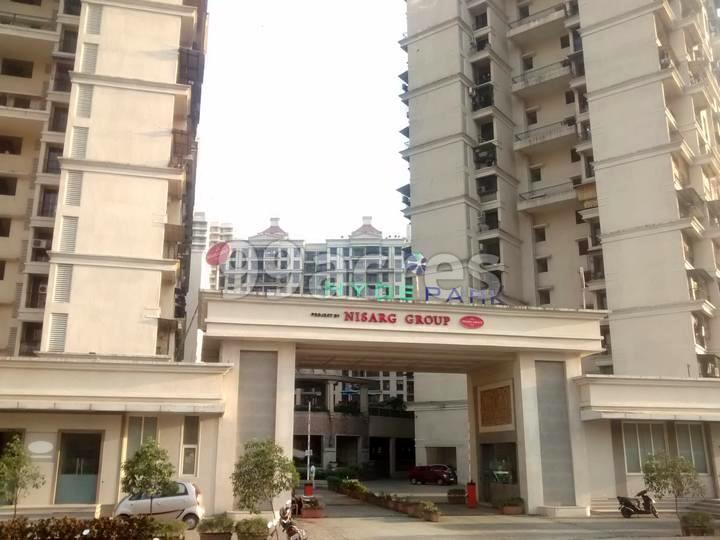 Nisarg Group Builders Nisarg Hyde Park Sector-35G Kharghar