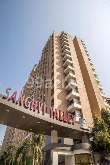 Sanghvi Valley Elevation