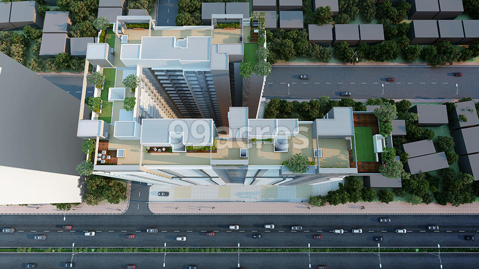 A and O Realty Eminente Aerial View