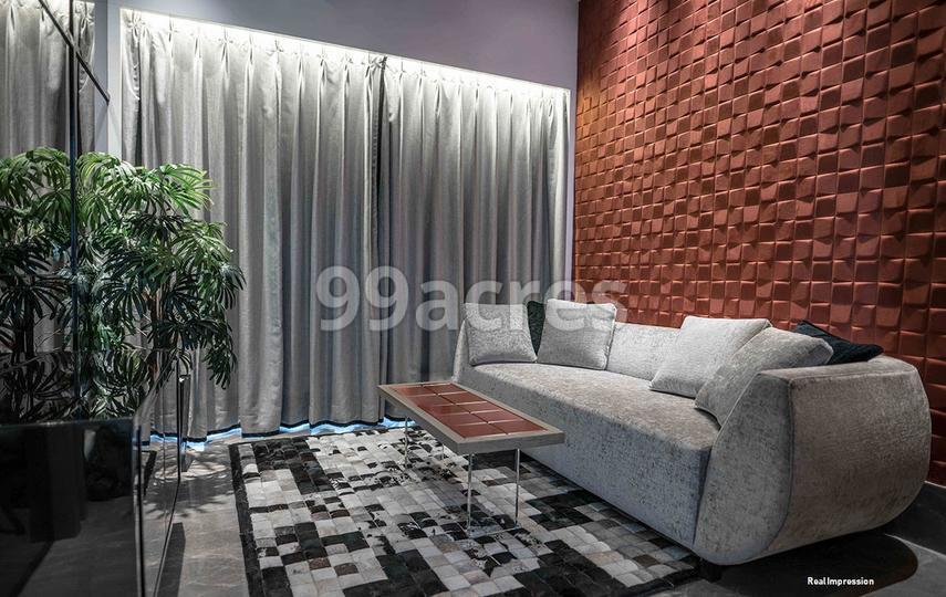 AO f Residences Living Room