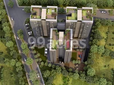 A Shridhar Construction and Soham Group Kaveri Soham Vistara Shilaj, SG Highway & Surroundings