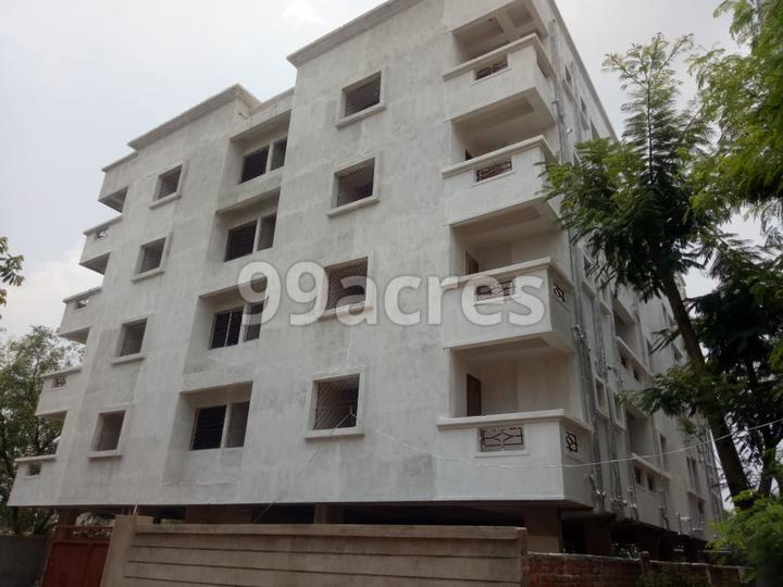 Aakriti Pratibha Apartment Elevation