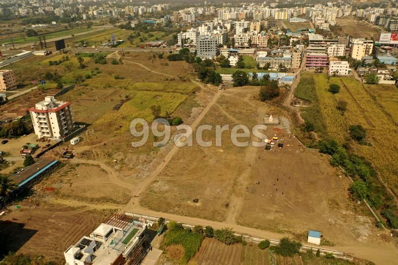 Aarohi Park Aerial View