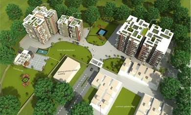 Aarti Infrastructure And Buildcon Builders Aarti Ashoka Royale Shankar Nagar, Raipur