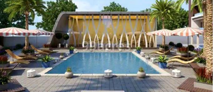 Aashima Royal City Swimming Pool