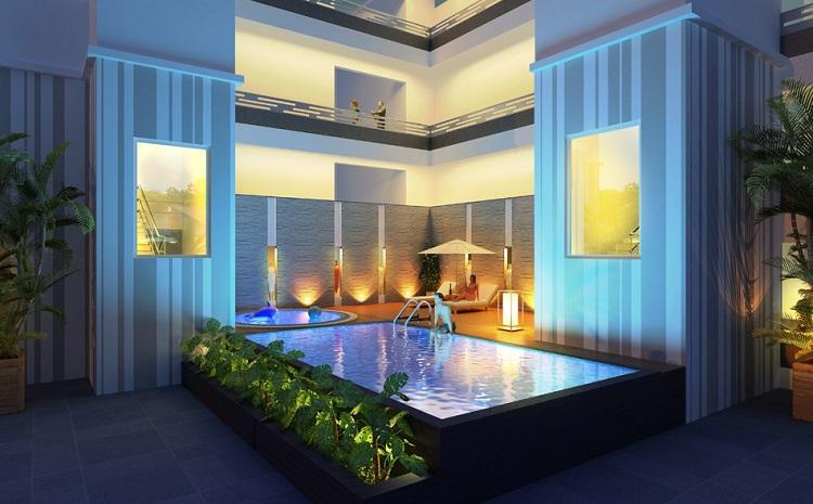 Aashrayaa Onyx Swimming Pool