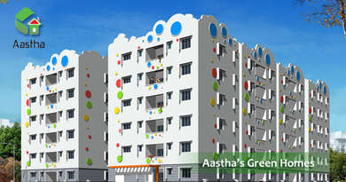 Aastha Avenues Aastha Green Homes Nallagandla, Hyderabad