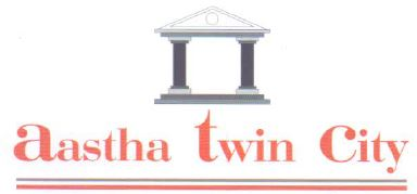 LOGO - Aastha Twin City