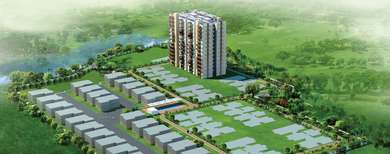 Accurate Developers Accurate Wind Chimes Gachibowli, Hyderabad