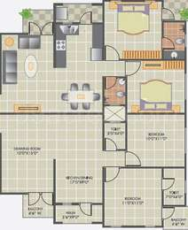 2 BHK Apartment in Ace Octave