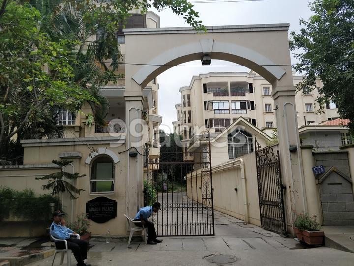 Adarsh Palace Entrance