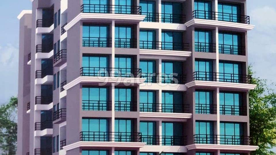 Adarsh Pratham Residency Elevation