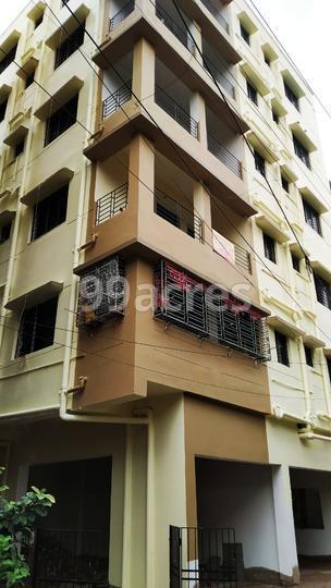 Kundan Apartment Elevation