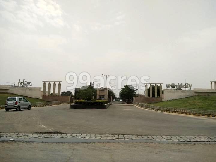 Aditya Luxuria Estate Entrance