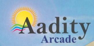 LOGO - Aditya Arcade