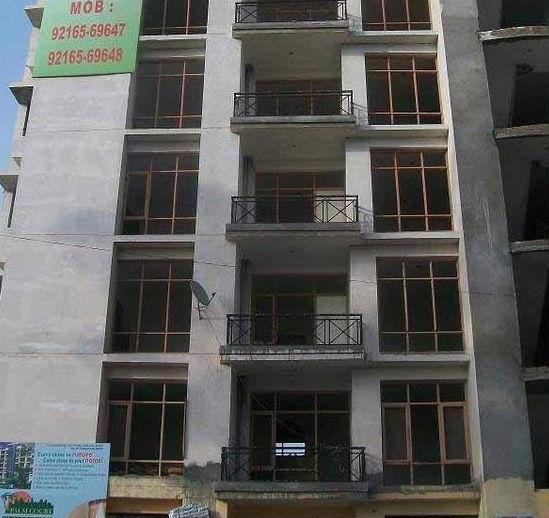 Aditya Palm Court Side View