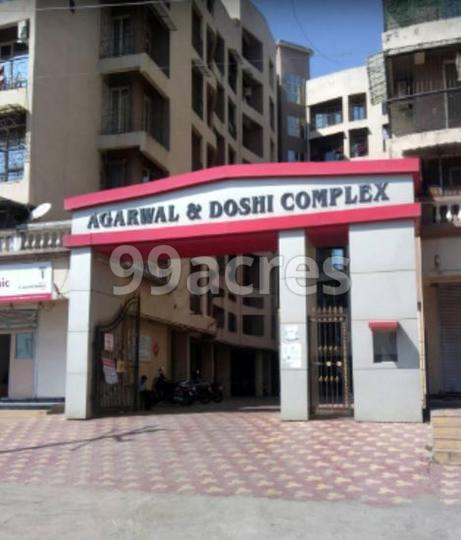 Agarwal Group Builders Agarwal and Doshi Complex Vasai West