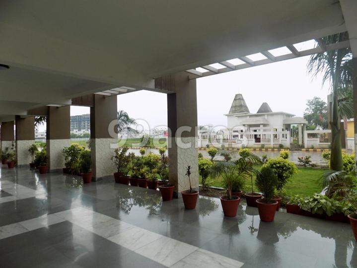 Agrawal Sagar Life Style Towers Garden