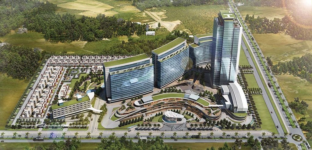 Airwil Intellicity in Noida Extension