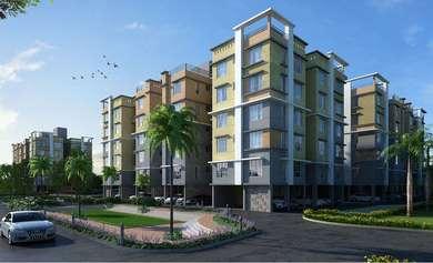 Ajay Begraj Group and Radiant Nirman Shantiniketan Apartments Sushrata Nagar, Siliguri
