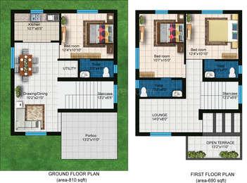 3 BHK Villa in Ajiban Subhadra Villa