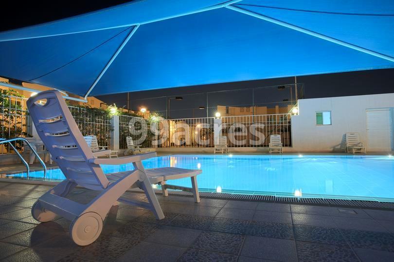 Ajmera Exotica Swimming Pool