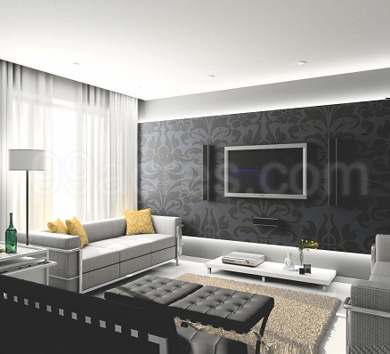 Ajnara Panorama Living Room