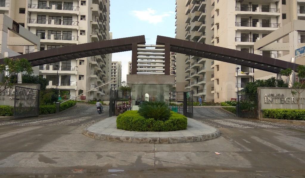 Ajnara Integrity Entrance