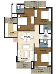 3 BHK Apartment in Akme Homes