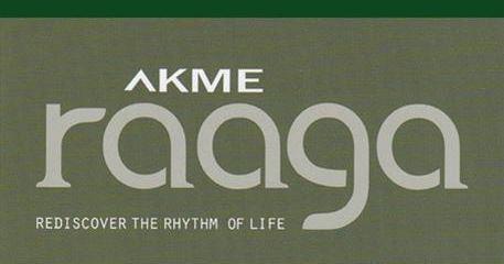 LOGO - Akme Raaga