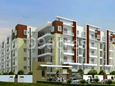 Akruthi Constructions Akruthis Venkatadri Towers Nizampet, Hyderabad