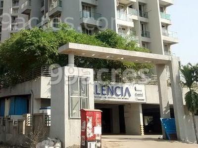 Akshar and Anshul Realties and Karan Group Akshar Valencia Roadpali, Mumbai Navi