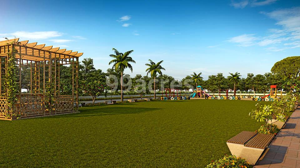 Akshar Aashray Exterior Landscape