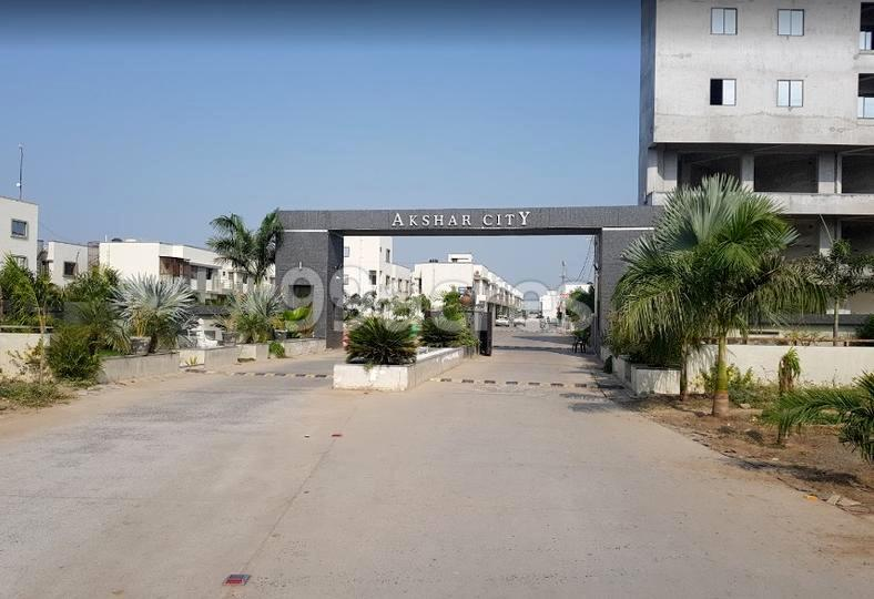 Akshar City Entrance