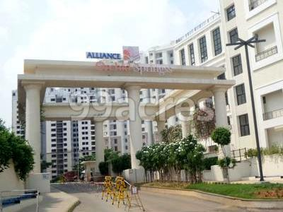 Alliance Group Builders Alliance Orchid Springss Korattur, Chennai North