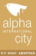 LOGO - Alpha International City