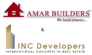 Amar Builders and INC Developers and Rai Propertie
