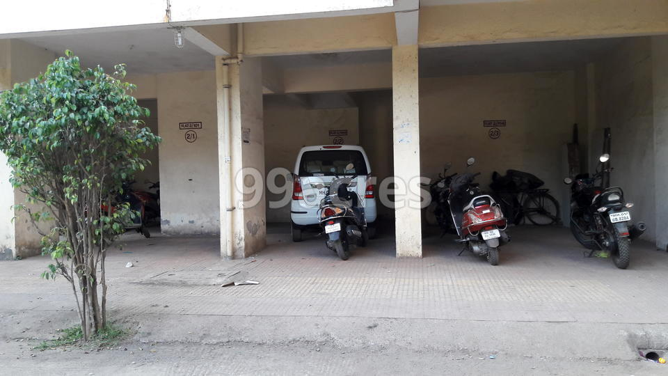 Raj Vaibhav NX Parking Area