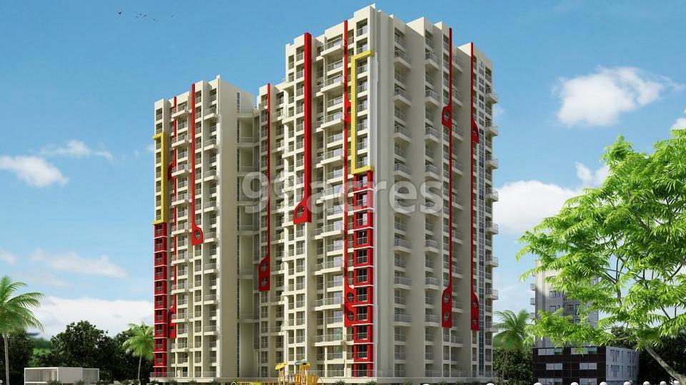 Raj Vaibhav NX Elevation