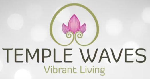 LOGO - Amarprakash Temple waves