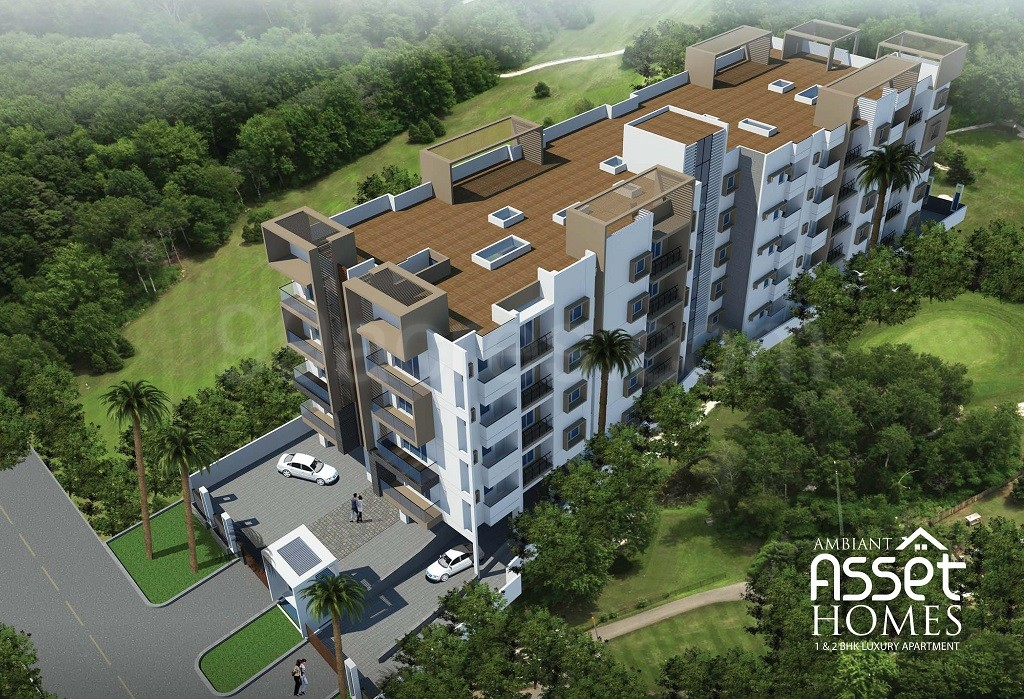 Ambiant Asset Homes in HSR Layout, Bangalore South