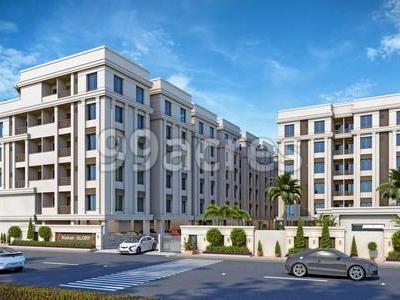 Ambica Builders Ambica Kishan Glory Atladra, Vadodara