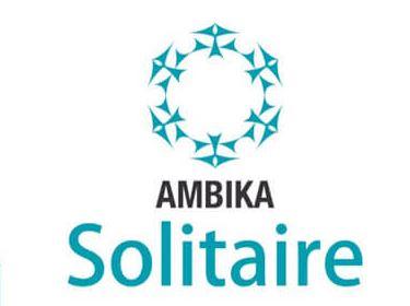 LOGO - Ambika Solitaire