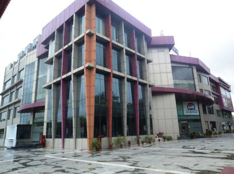 Amrapali Group Amrapali Multiplex Mall CB Ganj Bareilly