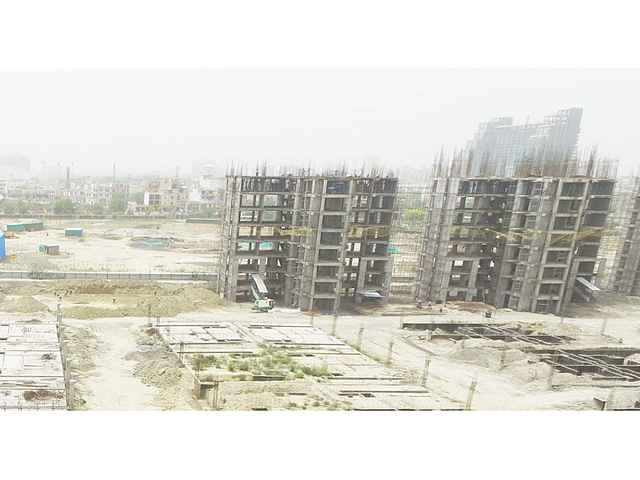 O2 Habitat Builders The Hemisphere Sector-27 Greater Noida