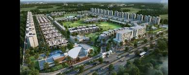 Amrapali Group and O2 Group The Hemisphere Sector Pi- 1 Gr Noida, Greater Noida