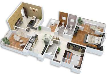 2 BHK Apartment in Anand Lake Tierra