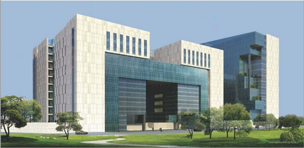 Anant Raj Group and Monsoon Capital Anant Raj Tech Park