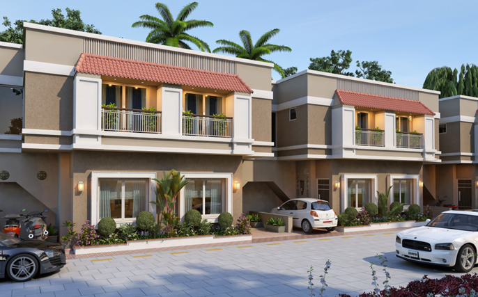Ananta Subhlabh Artistic Front elevation image